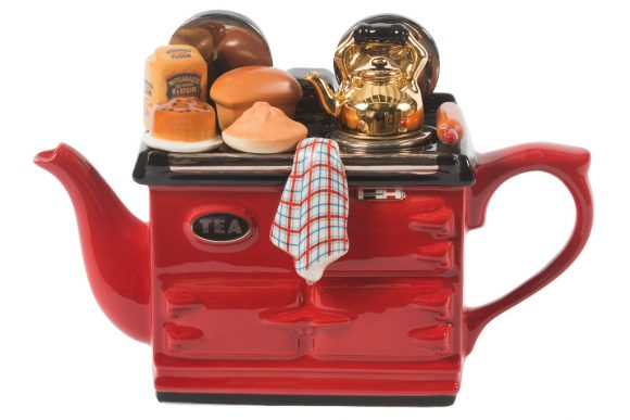 Aga Bakerday Red
