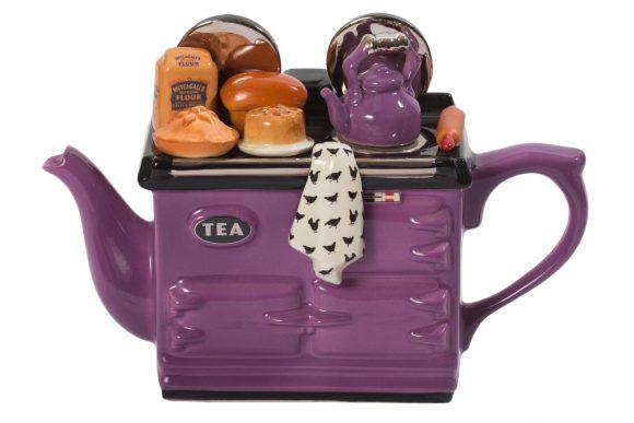 Aga Bakerday Purple