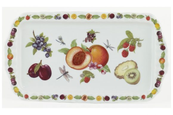 WEL501 Welcome Fruit 12in x 6in Tray