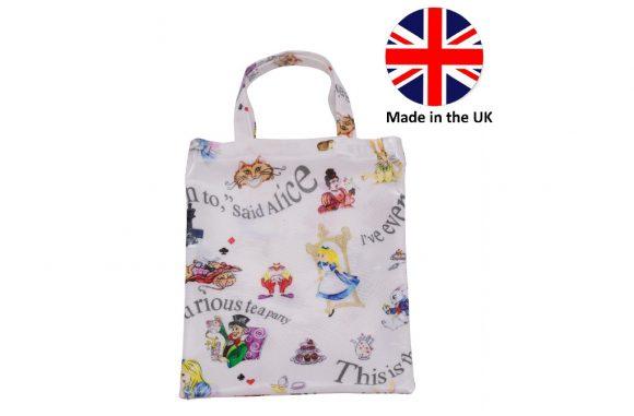 Alice Child Tote Bag PVC